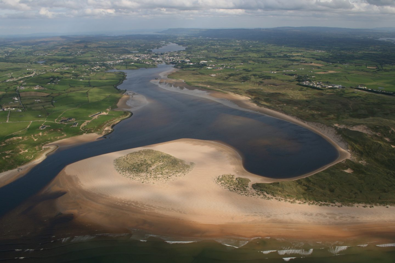 Erne Estuary - pic Andrew Fenton