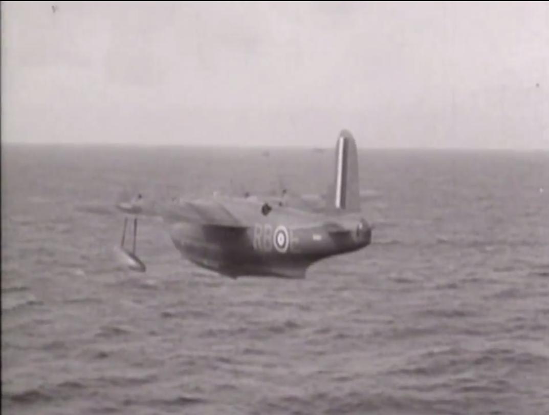 Halifax Plane